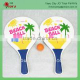 Wholesale professional beach paddle ball racket with EN71 ASTM