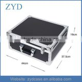 Aluminum Tool Storage Case With Large Capacity/ Black Aluminum Tool Case ZYD-LX92207