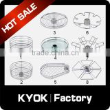 KYOK kitchen dish rack ,dtc kitchen cabinet hinges,models of doors for kitchen ,kitchen handware wholesale in foshan