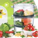 commercial stainless steel food steamer
