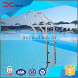 China factory OEM service stainless steel 3 steps swimming pool ladder                                                                                                         Supplier's Choice