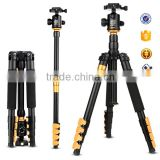 Q570A Flexible extendable portable video Zomei VCT Profoto OBO camera tripod monopod for ball head Q999S
