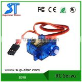 SG90 9g Gear Micro Servo for RC Helicopter and Horns