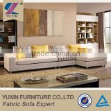 foshan shunde furniture living room corner sofa set designs and prices,sectional l shape sofa
