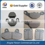 factory selling disc brake pad for motorcycle, motor bicycle, brake friction pad for motorcycle