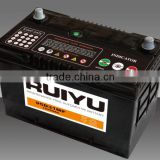 MF Car Battery Factory Sale 95D31R 12V/80AH, Automobile battery, sealed MF car battery, lead acid car battery,