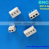 New Design PCB Terminal Connector for Electronic Ballasts no push button 5.0mm/7.5mm/10.0mm pitch