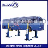 mobile heavy duty electric column lift