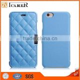 2014 fashion products Microfiber case for iphone6