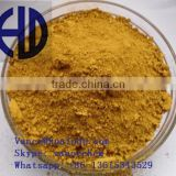 specialized in tile and roof paint iron oxide yellow 313 pigment