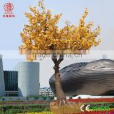 factory wholesale price artificial peach blossom tree with ce&rosh