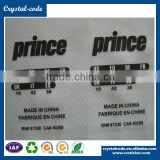 custom name stickers kids uniforms embroidered hot stamping garment label                                                                         Quality Choice