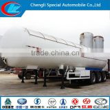 60 CBM lpg gas tank semi trailer 60000L LPG semi trailer made in china lpg gas transport trailer