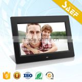 wholesale digital photo frame with SD card 1024*600 resolution 10.1 inch Digital Photo Frame