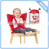 Heaven's Bliss Baby Portable High Chair Booster Harness(Red)
