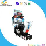 coin operated arcade machine Funny 3D Outrun 32LCD simulator arcade racing car game machine play free car games