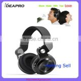 Bluedio T2 Multifunction Stereo Bluetooth Headset noise canceling headphone wireless Headphone bluetooth v4.1