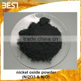 Best19Y made in china competitive price black nickel oxide powder supplier
