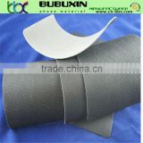 china factory of spunlace nonwoven fabric nylon cambrelle laminated with eva for shoes lining