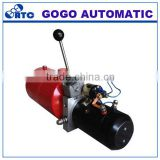 Hot Manufacturers small 12 volt hydraulic power unit with engine 12v dc Hydraulic system forklift truck tank truck