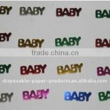 Wholesale party items Baby Shower table scatter