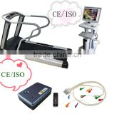 Advanced Cardiac Stress Exercise PC based Wireless ECG Stress Test System testing treadmill optional CE certificate