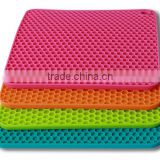 Non-slip Durable Silicon Mat/Silicone Coaster Baking Mat/Silicone rectangle round placement