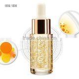 Gold cream 24k gold hyaluronic face care whitening creame anti-wrinkle