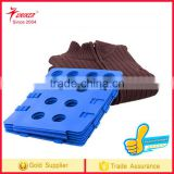 Plastic Adjustable Clothes Folder T Shirt Folding Board Flipfold Laundry Organizer