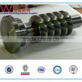 High Precision worm gear hand winch made by WhachineBrothers