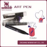 Joyme hot design factory cheap beauty nail art painting pen