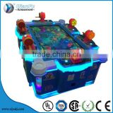 2016 Hot Sale Go Fishing Redemption Game Machine, Kids Shooting Game Machine,High Quality Amusement Park Supplies