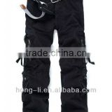 2013 Fashion Customed Cotton Cargo Pants