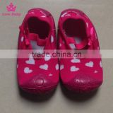 Wholesale Toddlers Baby Rubber Shoes Kids Shoes Casual Antislip Shoes