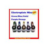 Wholesale Blue/green/purple/orange Electroplate Mixr beats mixr beats mixr beats mixr beasts mixr headphones with wholesale cheap price and fast shipping+AAA Quality
