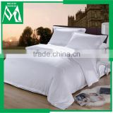Hotel quilt cover set cotton embroidered hotel linen sets jacquard
