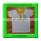 100% Cotton T-Shirts Manufacturers from India
