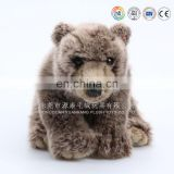 Animal custom teddy bear plush emulational toys for kids