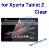 China Cheap Clear Screen Protetor for Sony Tablet Z Clear Screen Guard Film