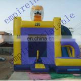 inflatable combo, inflatables, inflatable bouncer with slide CC010