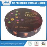 Round & oval shape chocolate assortment box for candy packaging