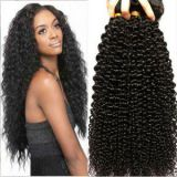 9A Brazilian Kinky Curly 4Bundles Human Virgin Hair Weave