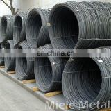 10B21 Hot Rolled Steel Wire Rod in Coil