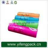 Electronic cigarettes paper tube box packaging wholesale