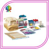 Moisture Proof Feature and clothing,bedding,pillow Use reusable Plastic Vacuum Packaging bag
