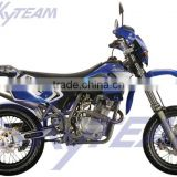 "SKYTEAM 250cc 4 STROKE SM Super moto Motorcycle (EEC EURO III EURO3 Approval,17""/17"")                                                                         Quality Choice"