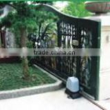 Guangzhou electric sliding gate motor with backup battery, automatic motor for the gates