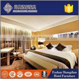 Latest design high-class bedroom furniture sets for hotel apartment                                                                                                         Supplier's Choice