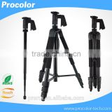 heavy duty 1.8m 4secion Portable Fashionable multi-functional professional tripod with ball head