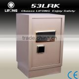 High security steel locker with digital metal biometic cheap heavy safe safe cabinet